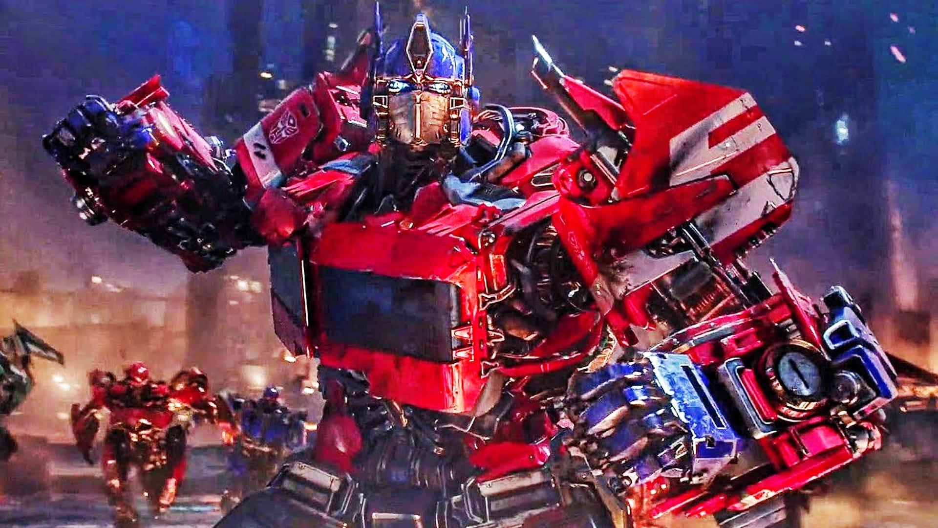 animovaný Transformers film