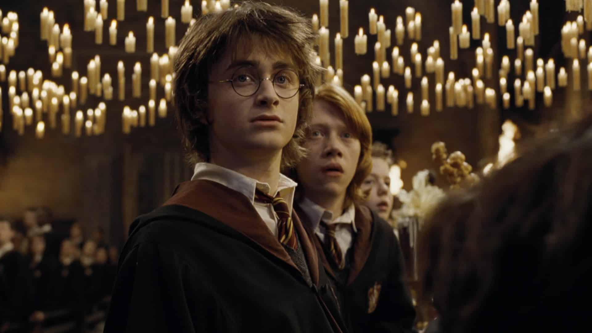 Vymazaná scéna z filmu Harry Potter