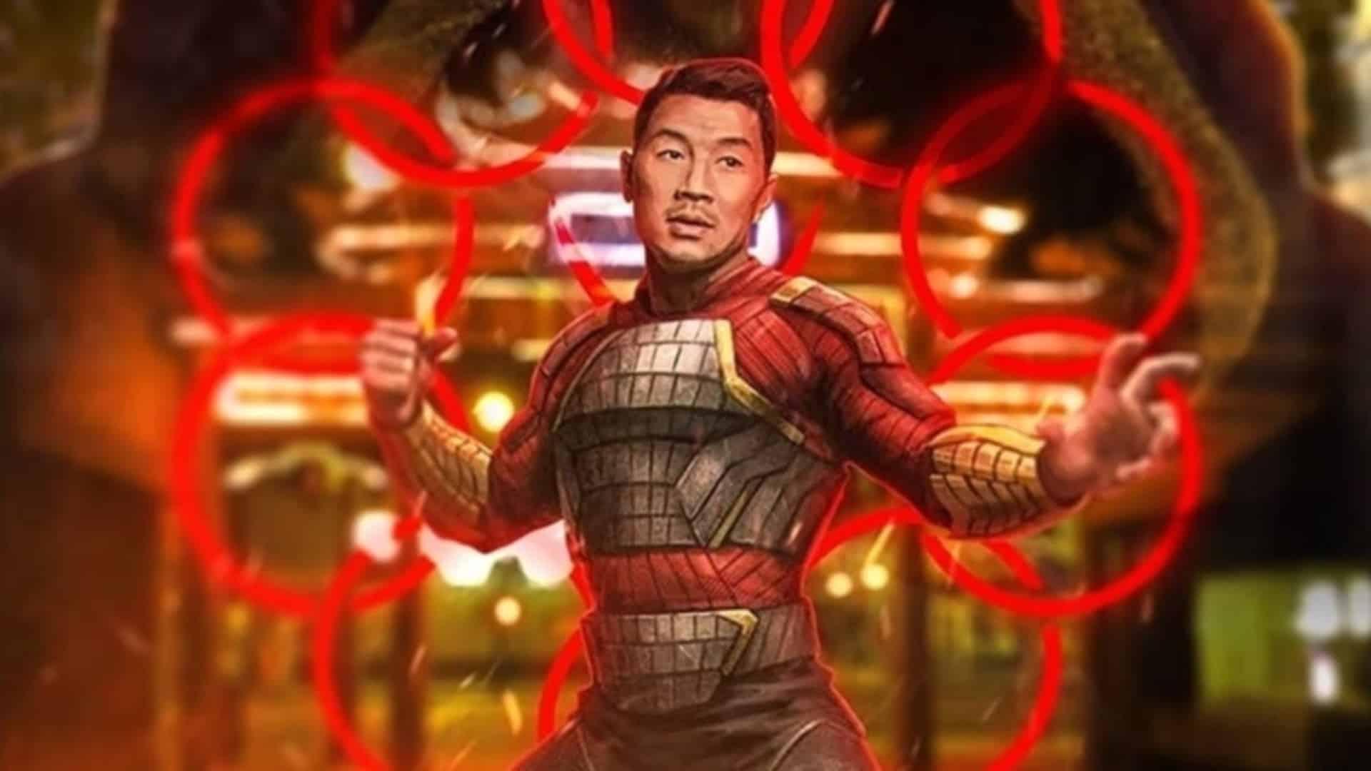zábery z natáčania Shang-Chi