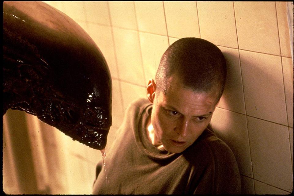 David Fincher filmy - alien 3