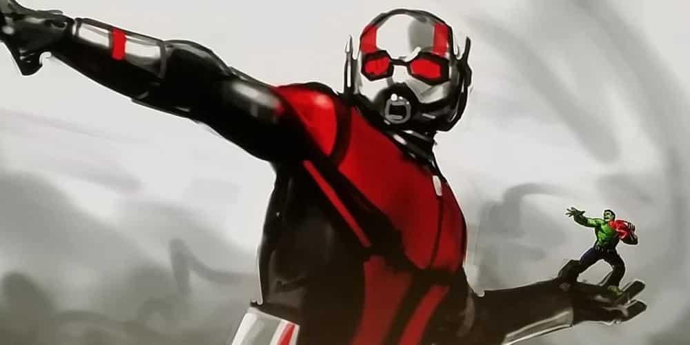 ant-man, hulk, spider-man