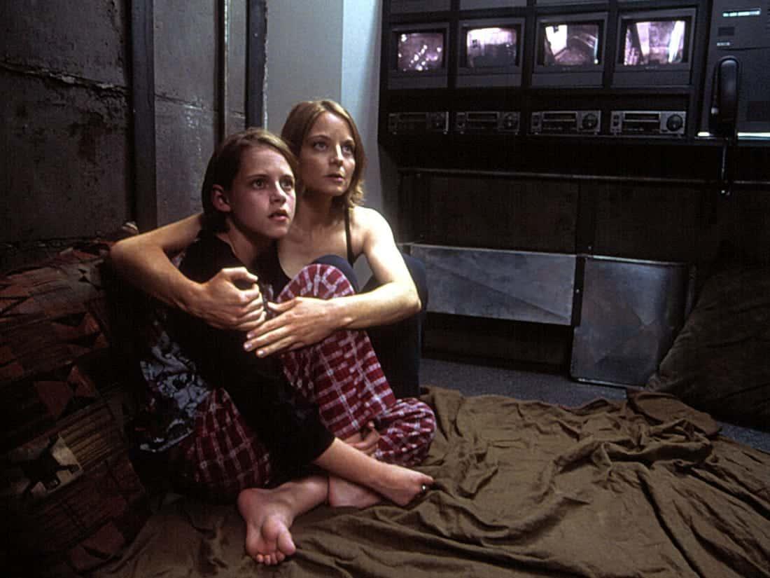 David Fincher filmy - panic room