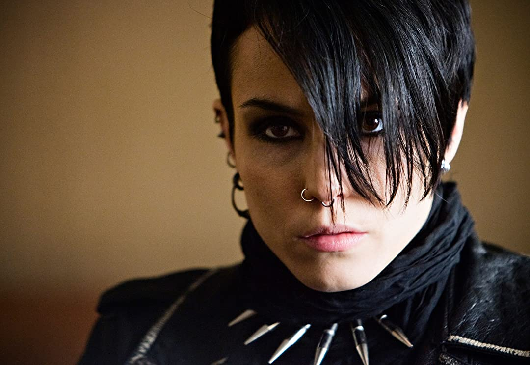 David Fincher filmy - the girl with the dragon tattoo