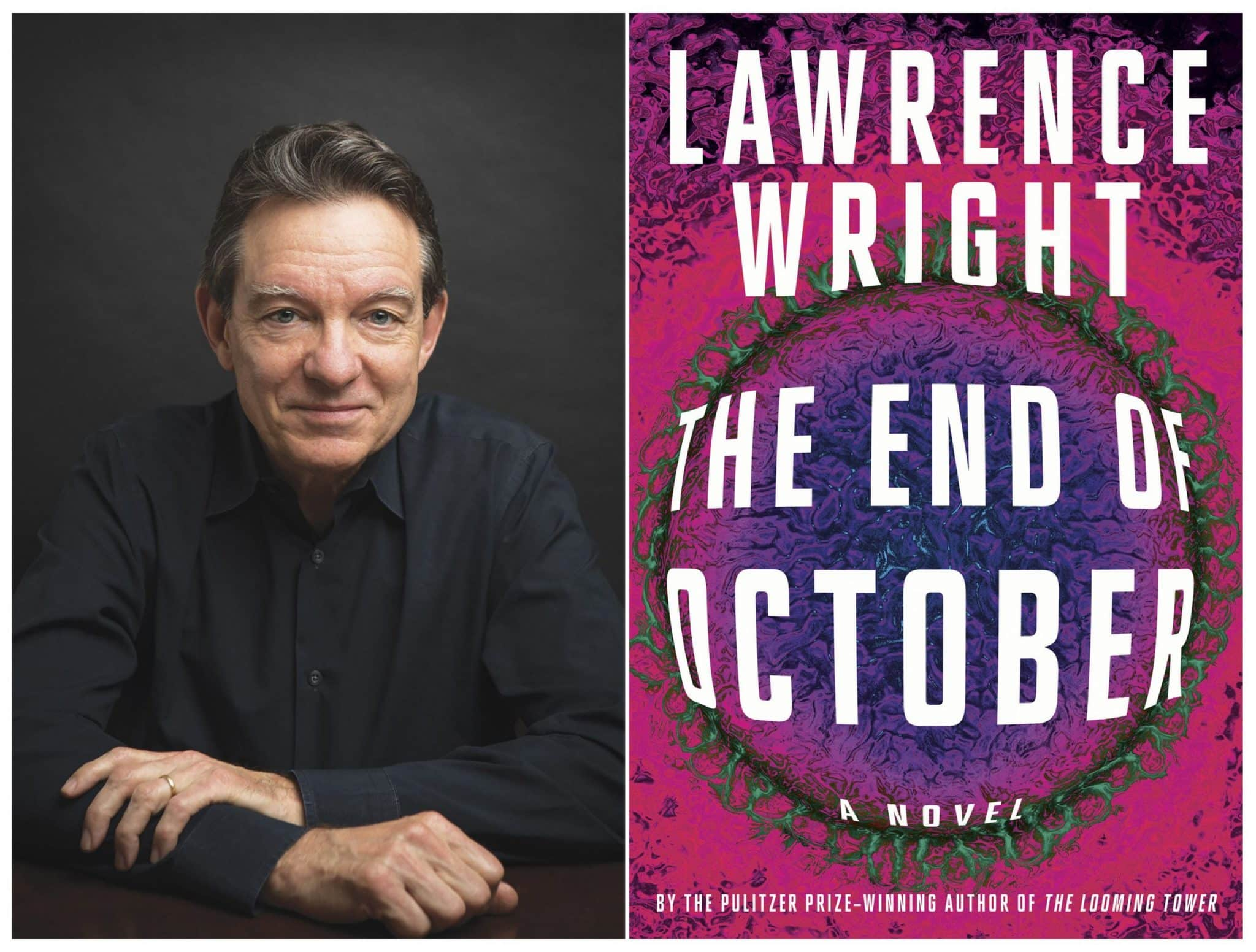 The End Of October Lawrence Wright