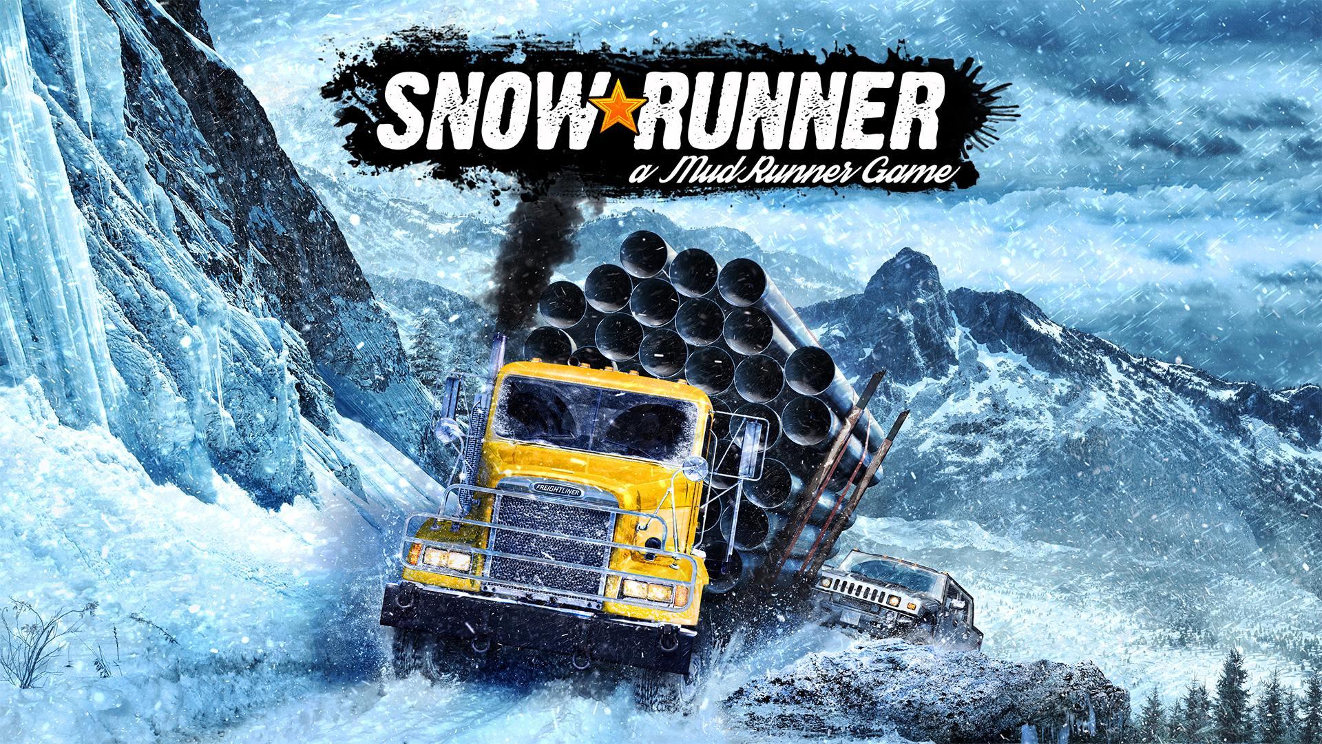 SnowRunner recenzia