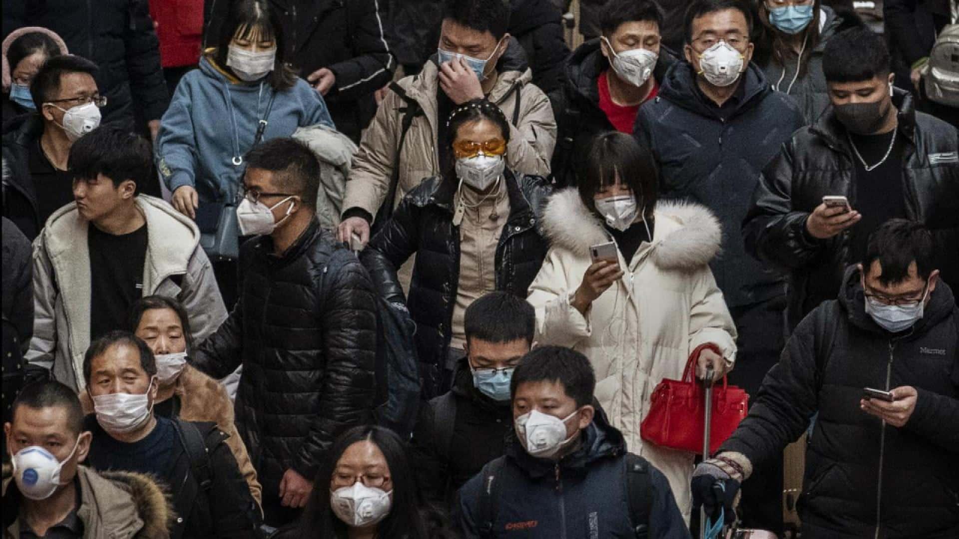 coronavirus dav masky