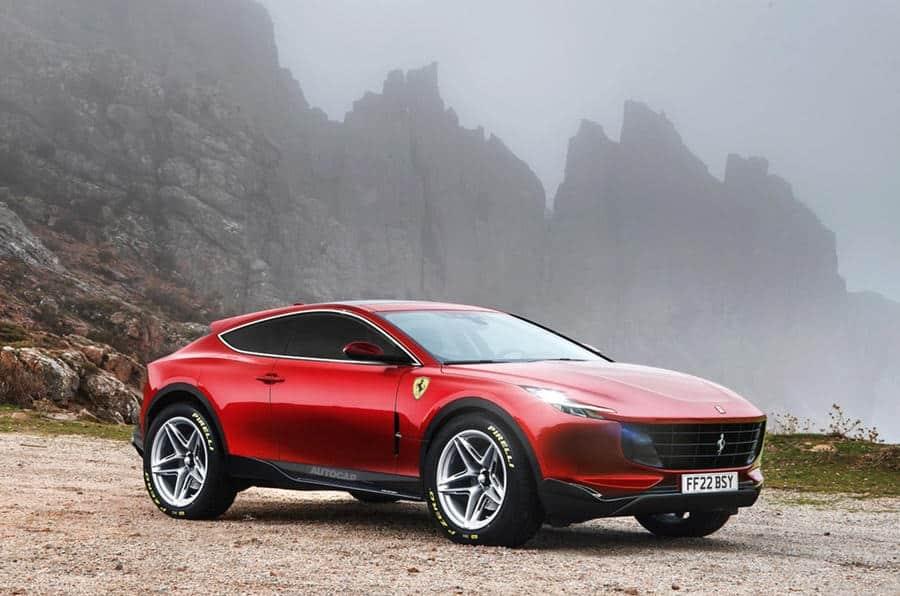 Ferrari SÚV