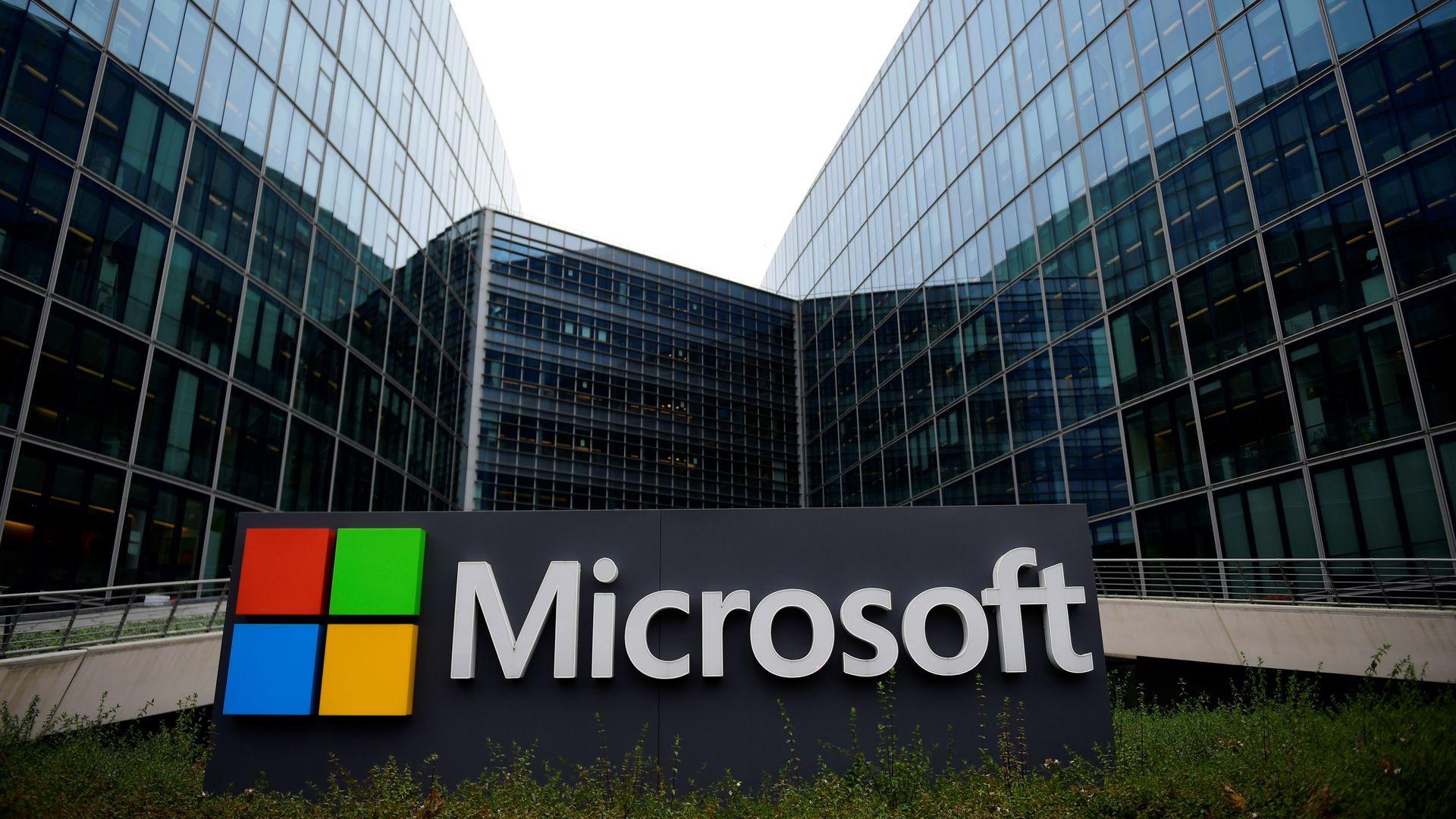 Microsoft investuje