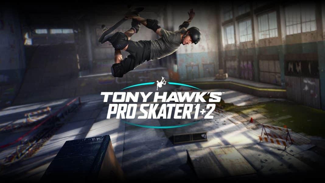 tony hawk pro skater remaster