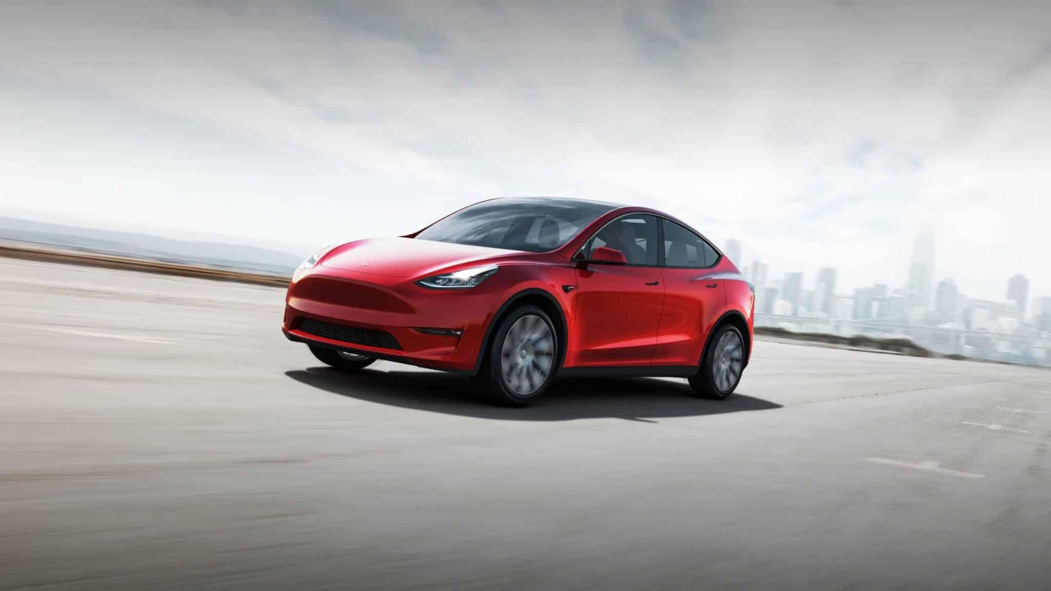 Elektromobil Tesla model y