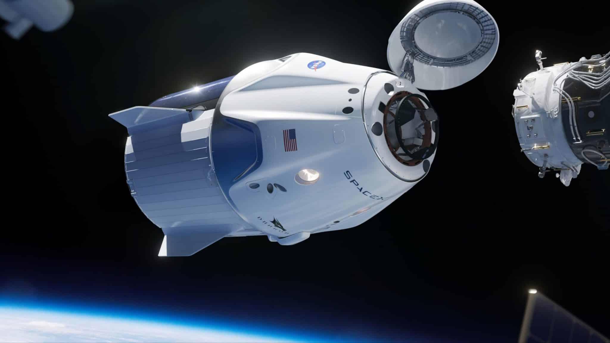 Spacex planuje vylety do vesmiru