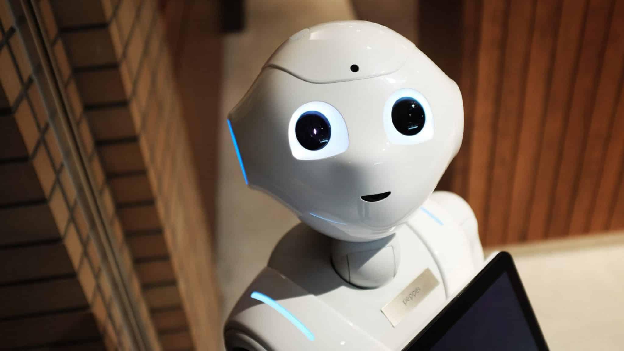 umela inteligencia robot