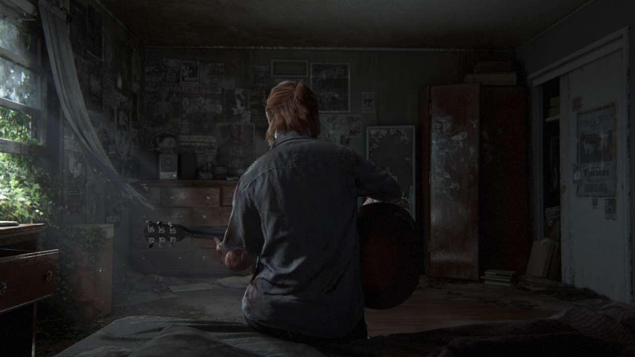 Last of Us 2 Ghost of Tsushima