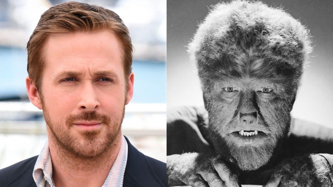 Wolfman Ryan Gosling