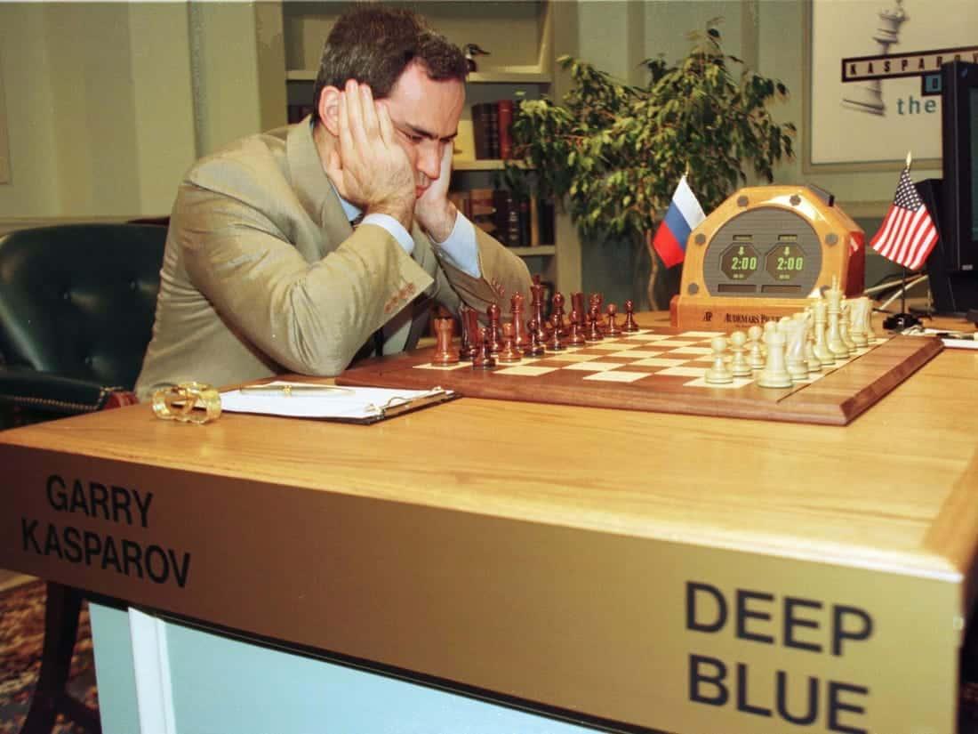 Umelí inteligencia Kasparov