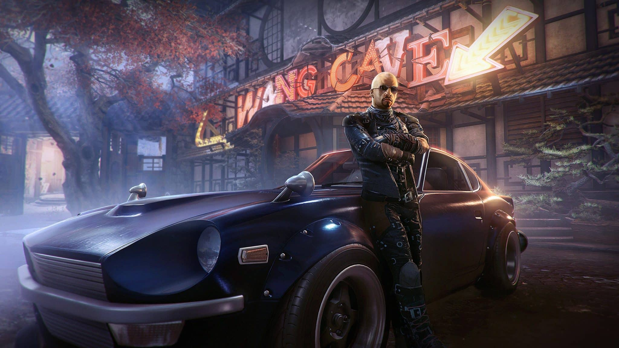 Shadow Warrior 2 fps hry