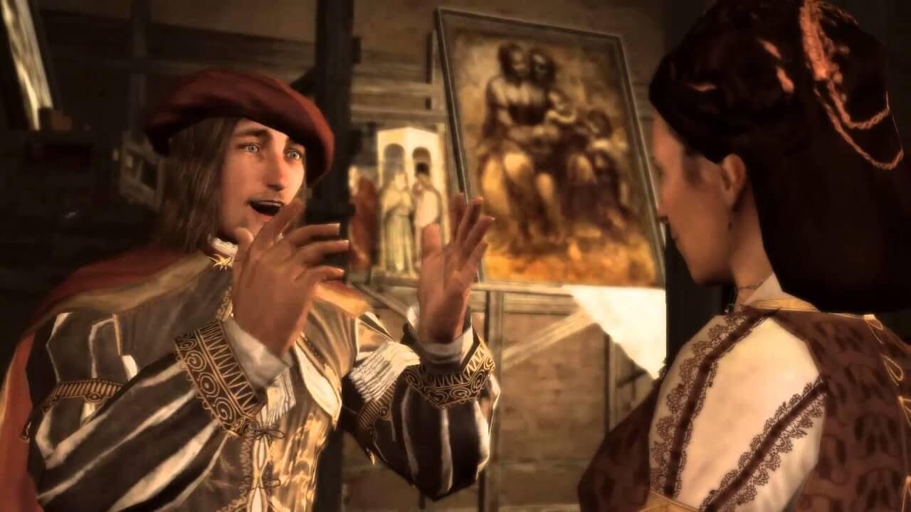 Assassin's Creed Da Vinci