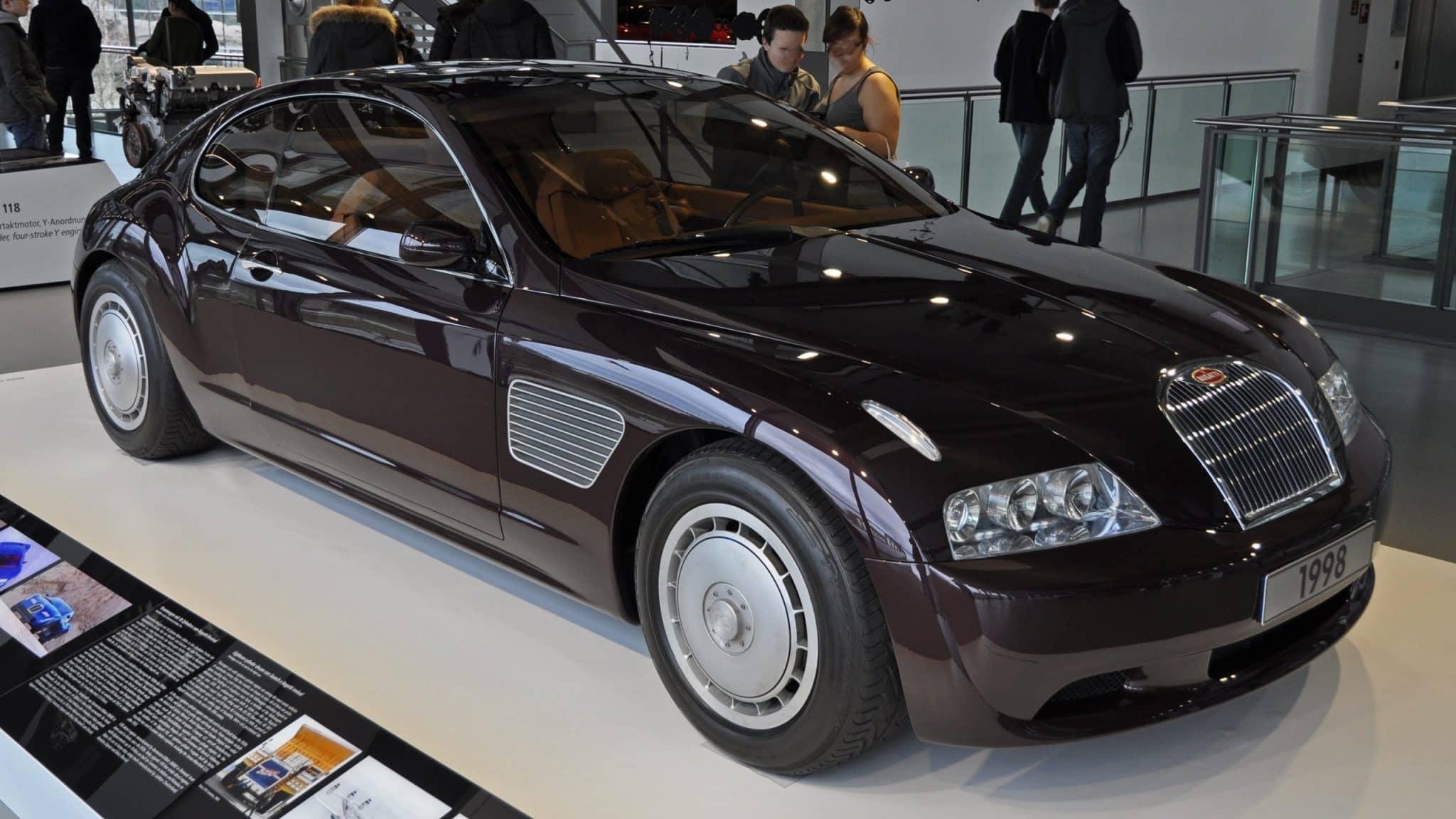 Bugatti Veyron 1998