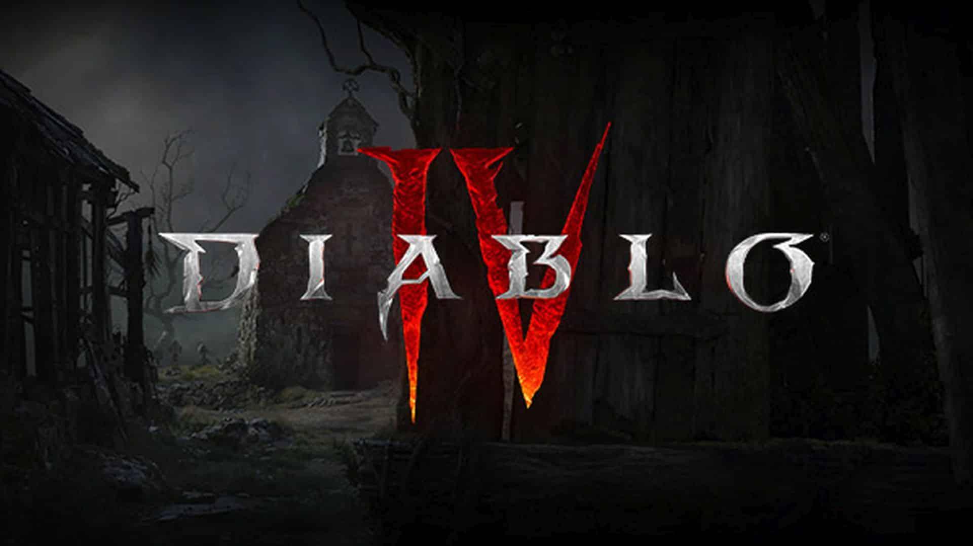Trailer na diablo 4