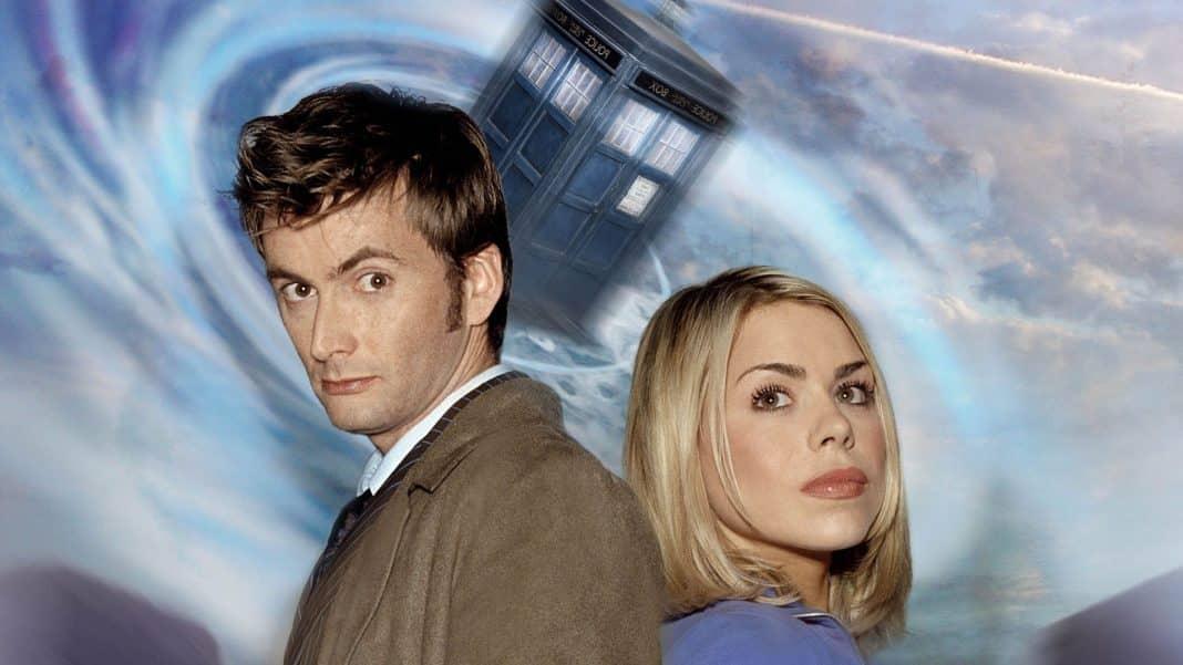 séria doctor who