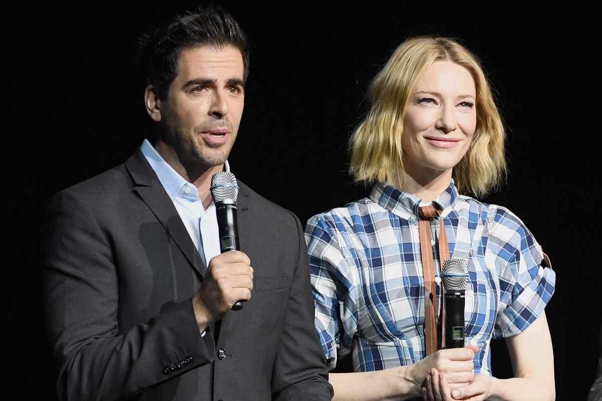 Cate Blanchett Eli Roth Borderlands