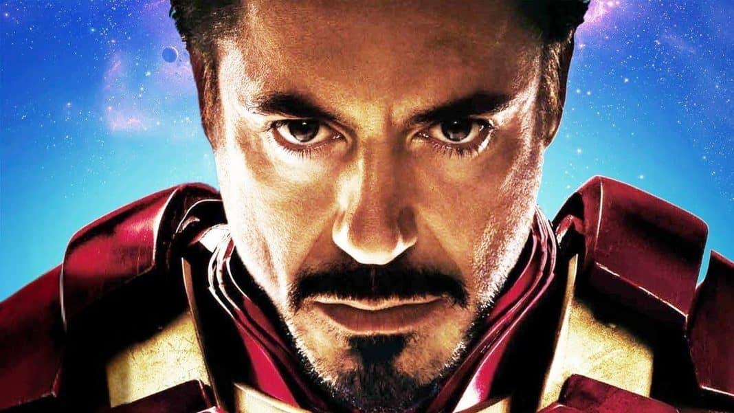 Iron Man DC