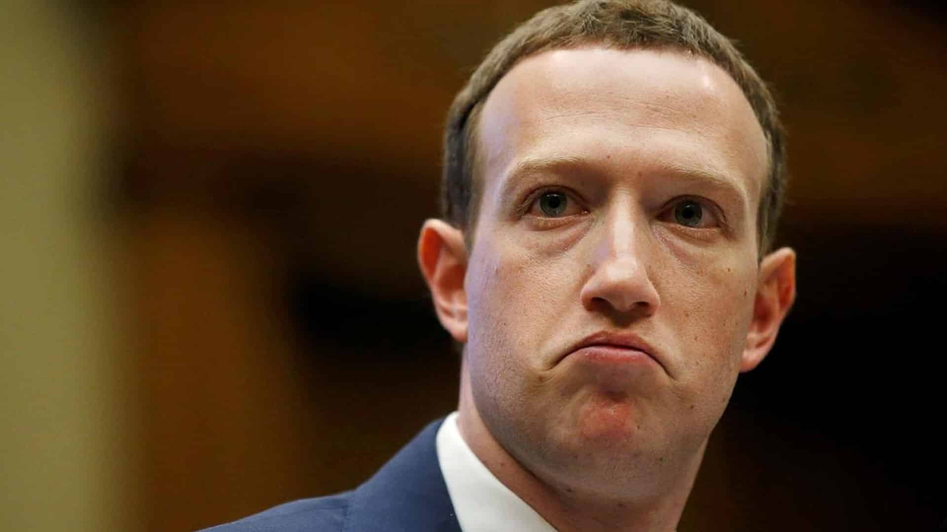 Kryptomena Libra od Facebooku mark zuckerberg