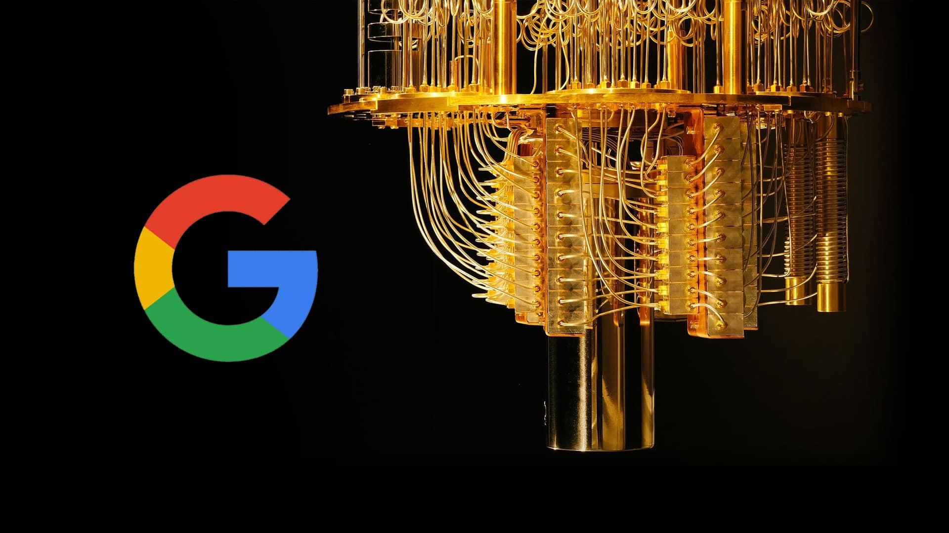Kvantový počítač Google mení svet