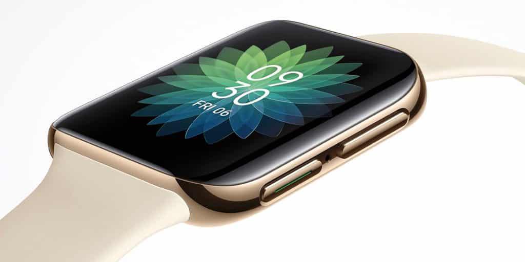Oppo smart hodinky