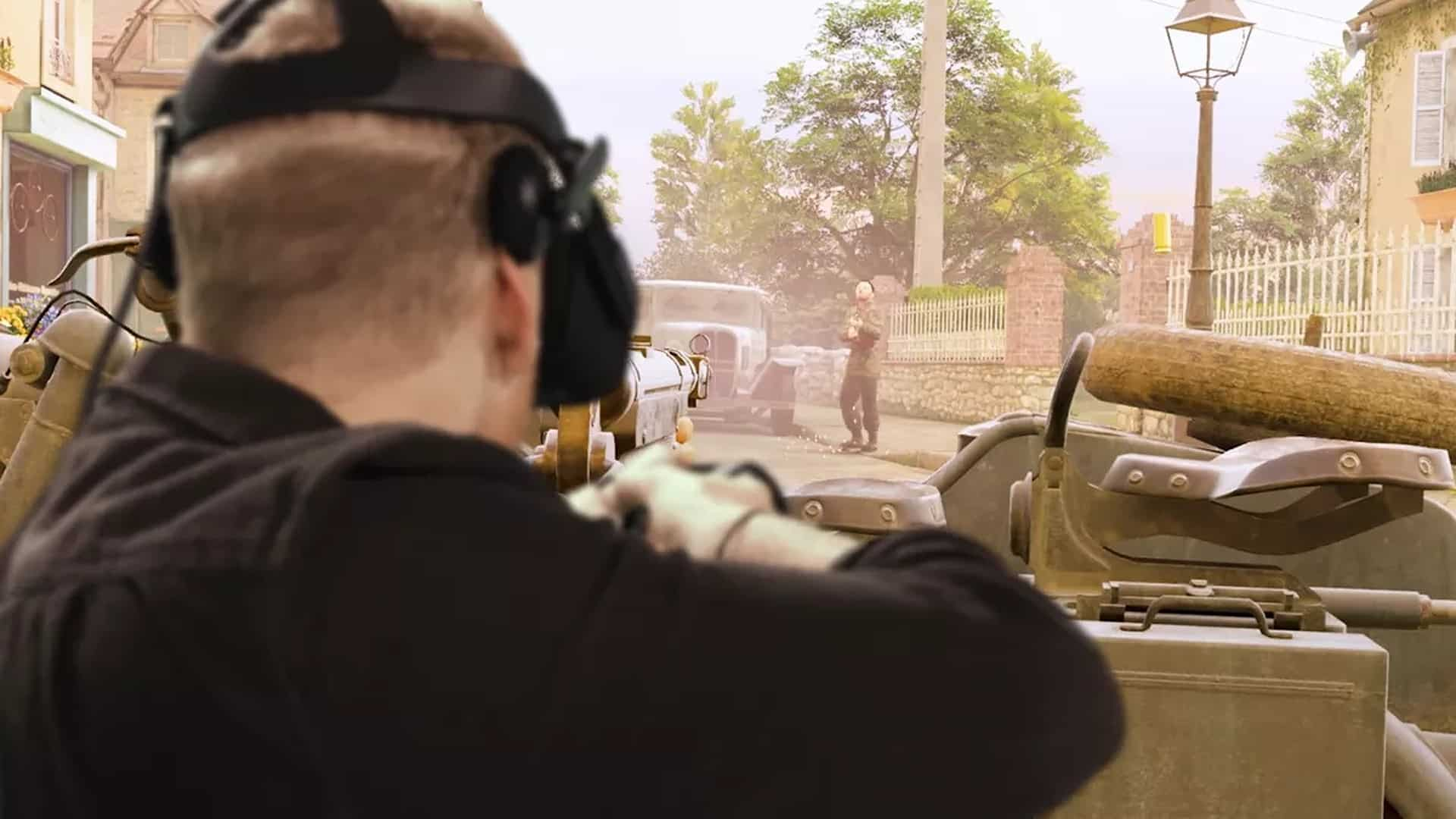 Oculus Rift pre Medal of Honor Above and Beyond