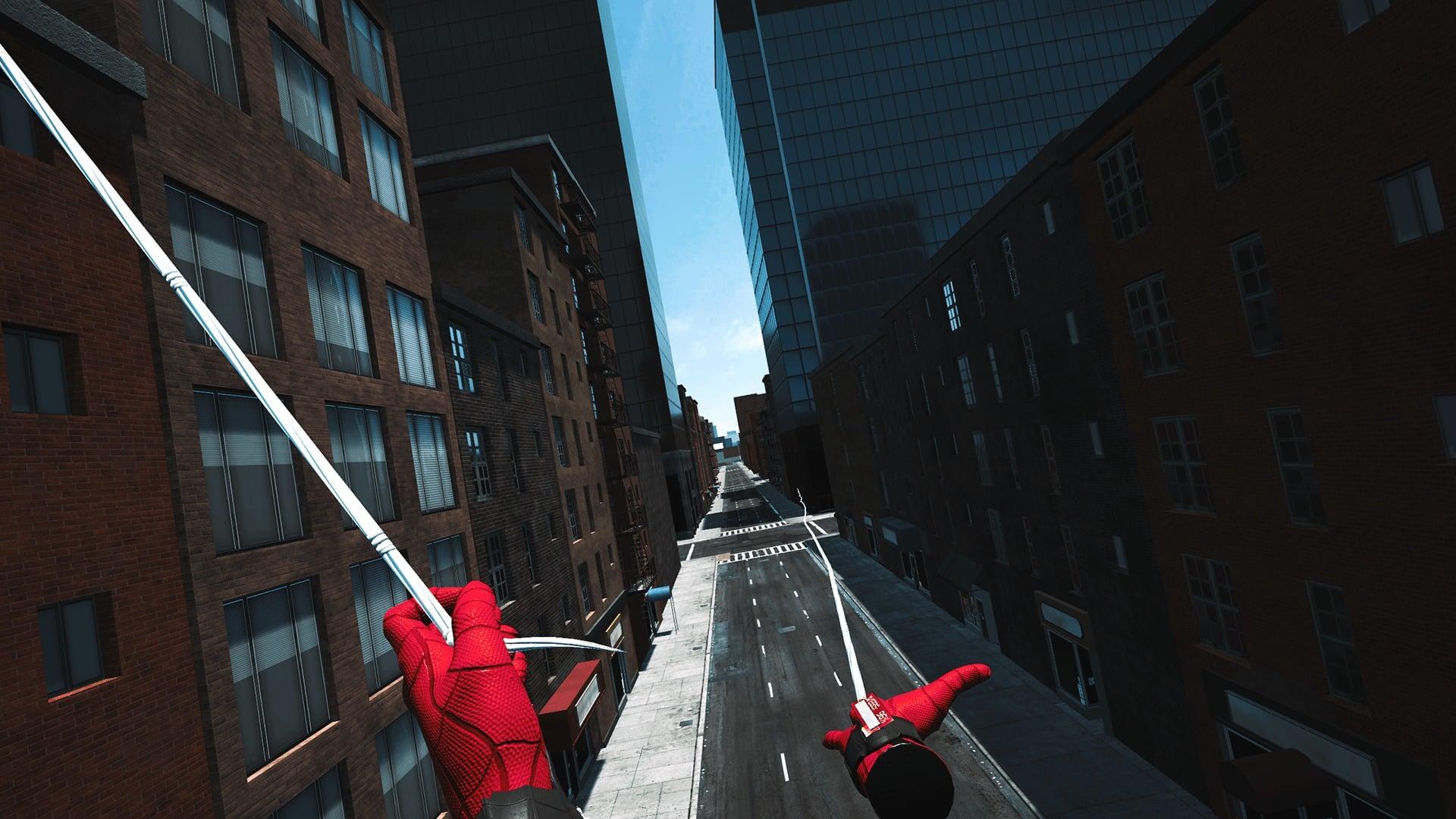 spider-man virtualna realita