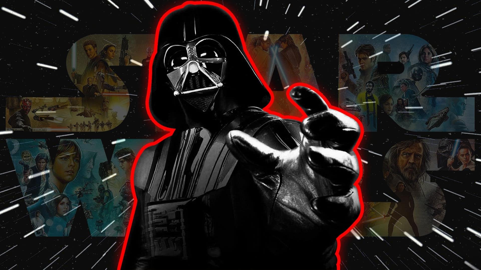 Star Wars v chronologickom poradí