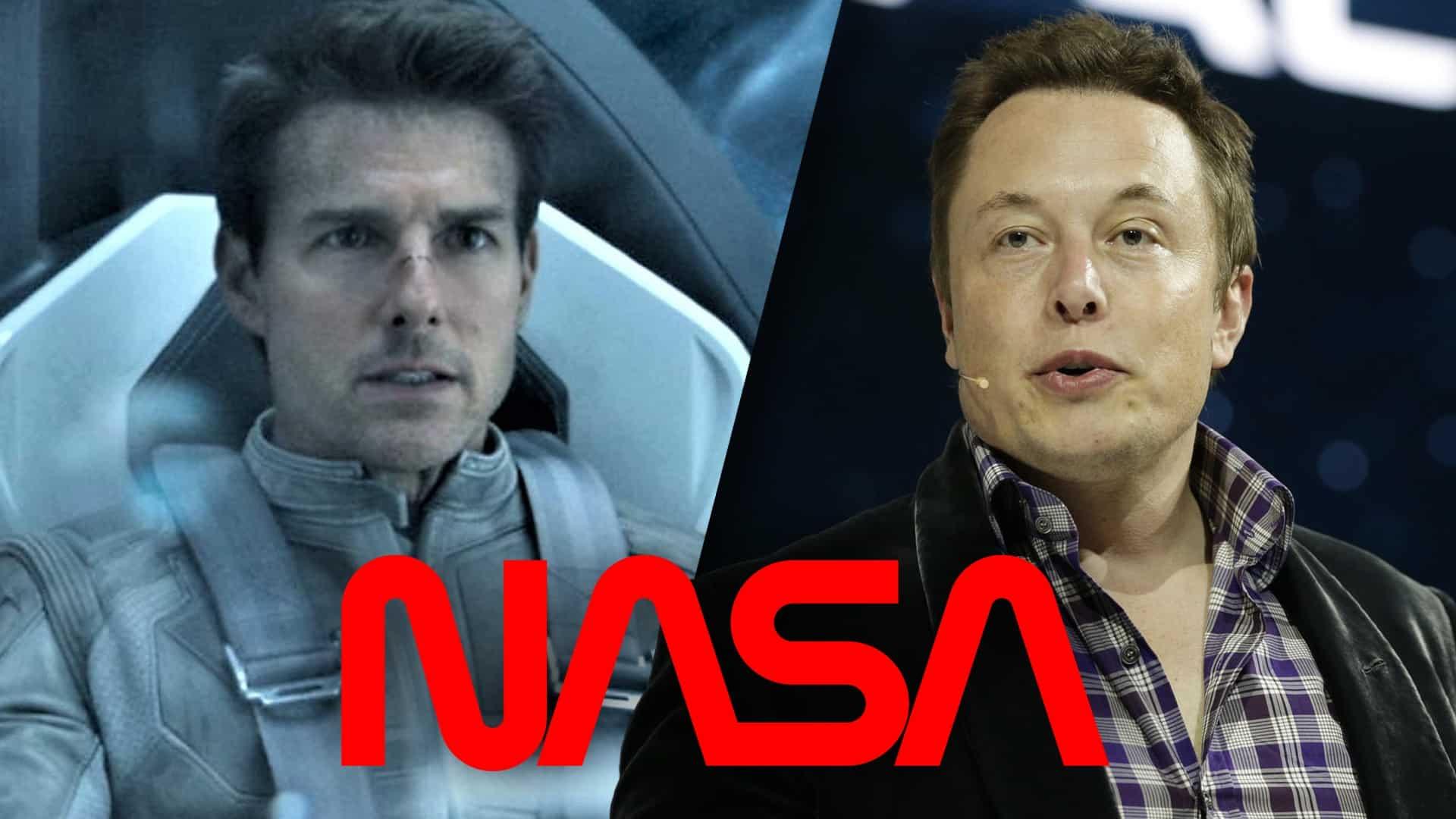 Tom Cruise vesmíre