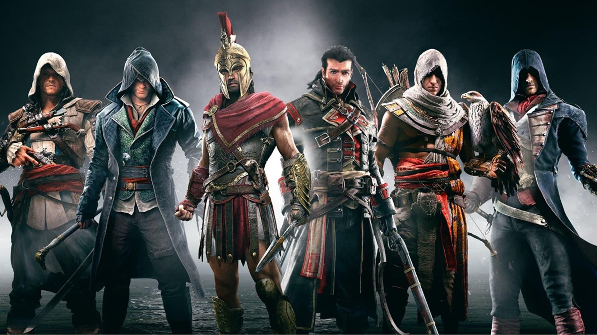 Assassin's Creed séria