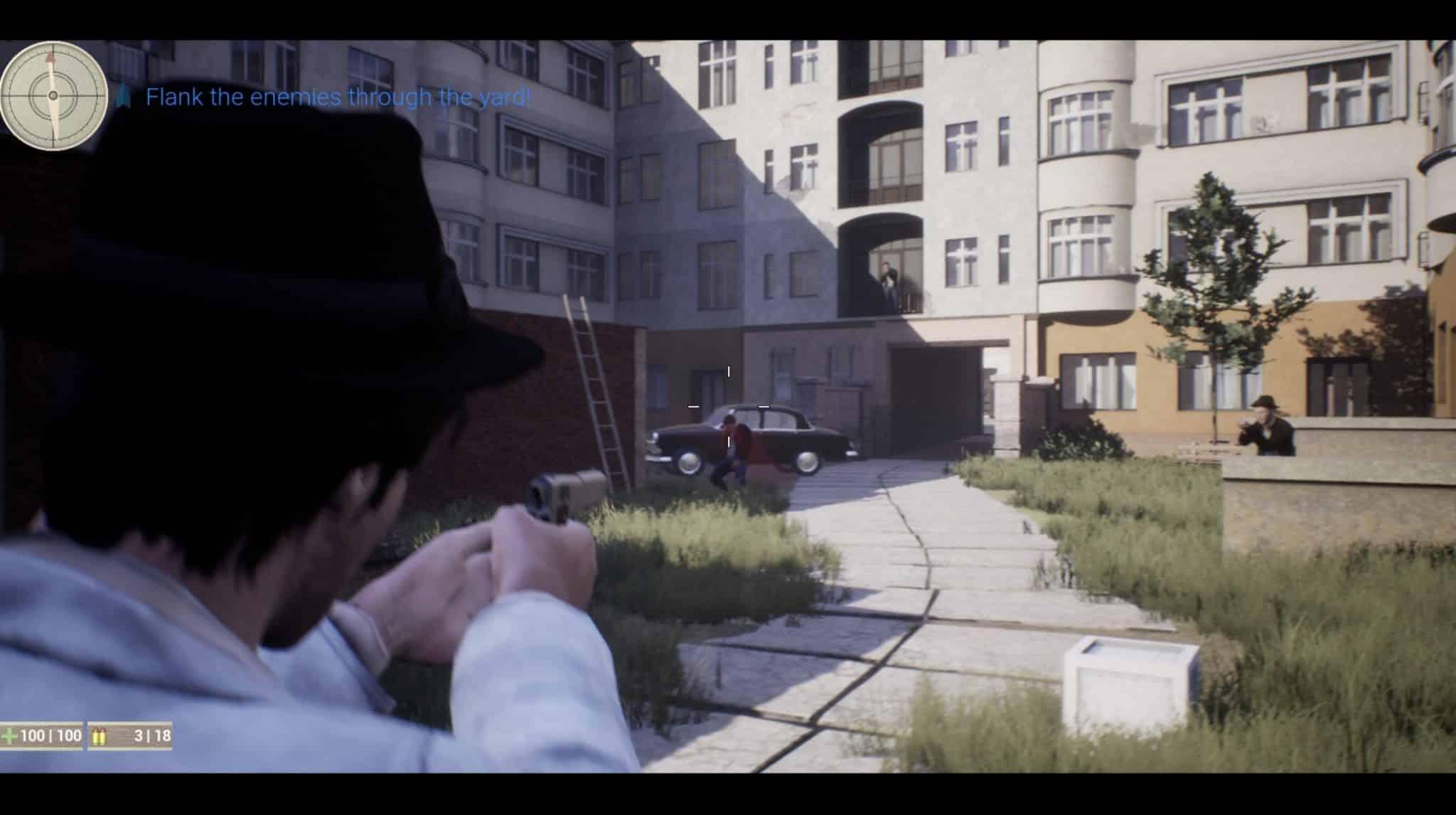 Velvetist - The City of Machine Guns