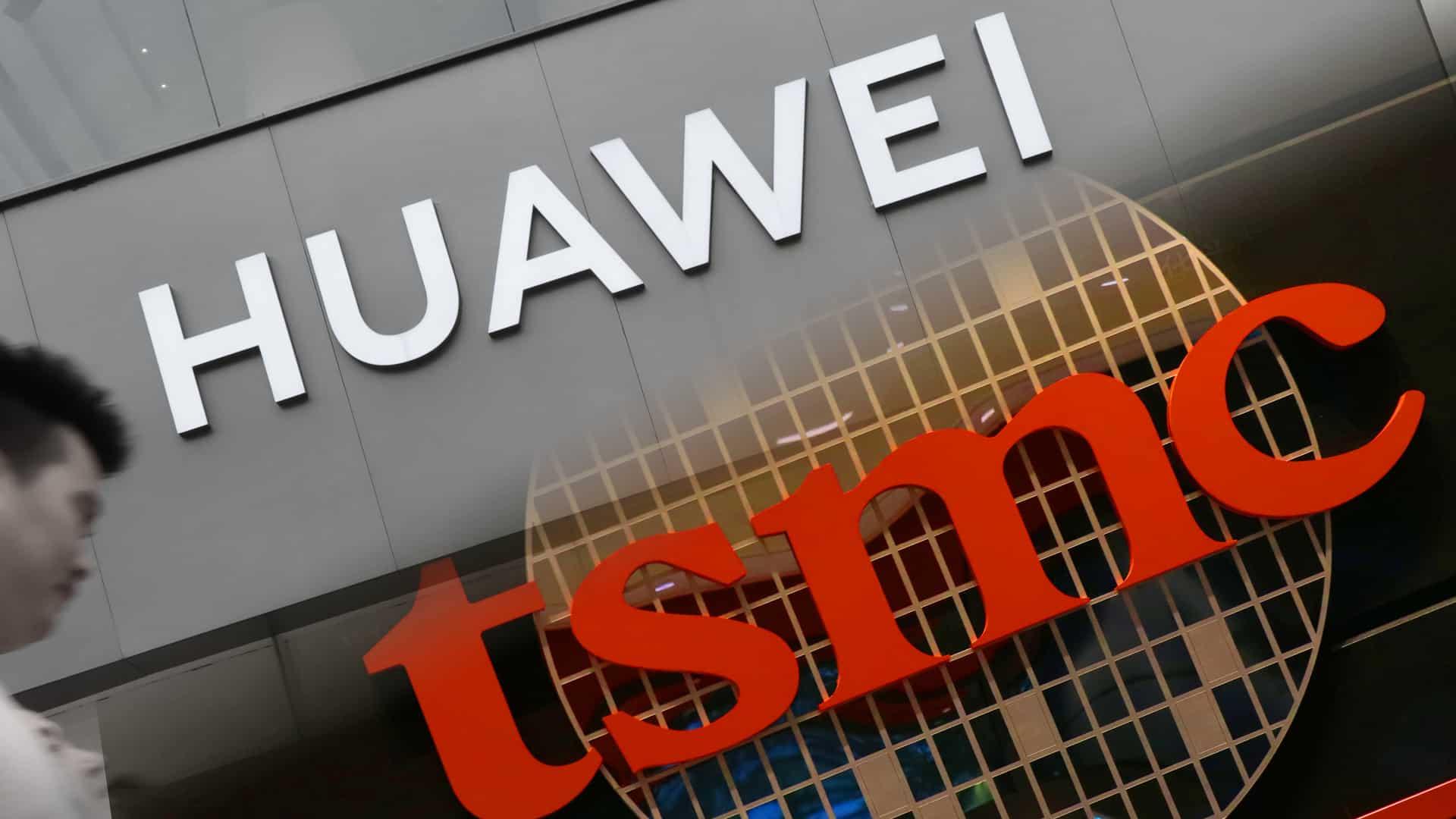 Huawei TSMC USA čipsety