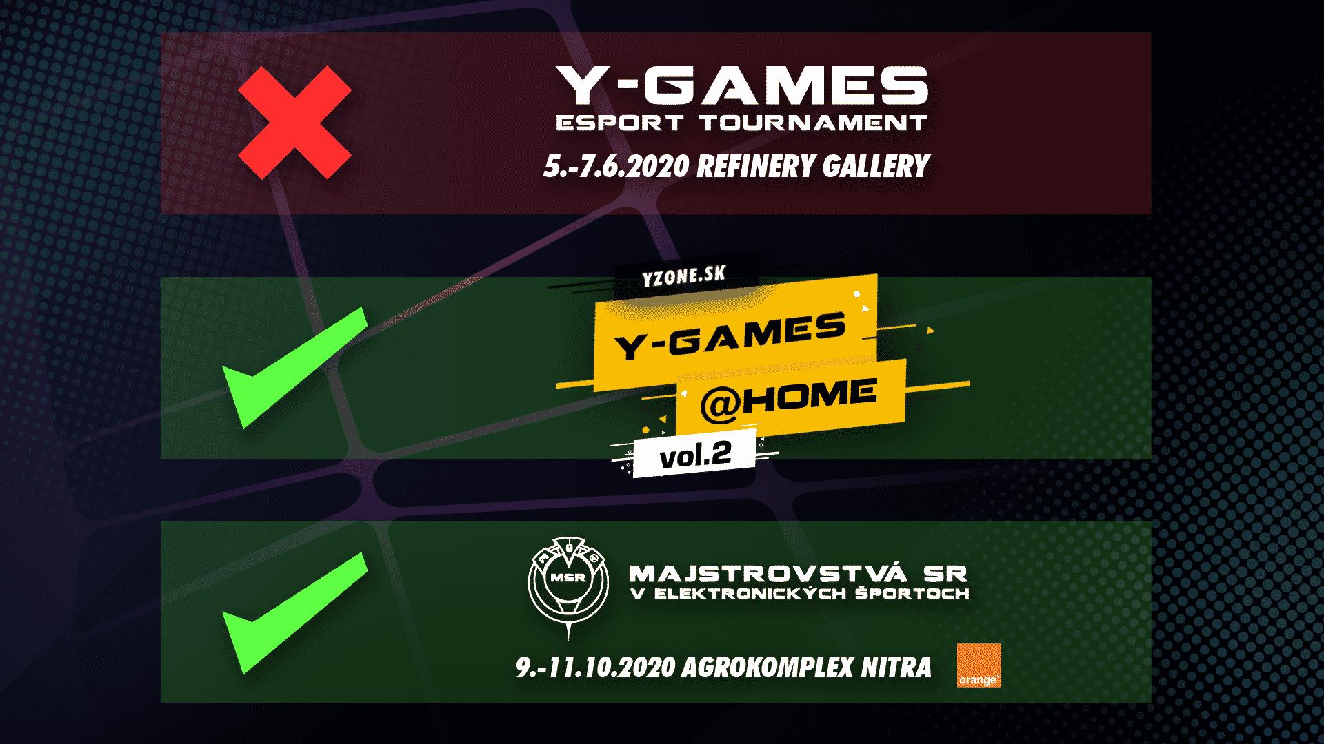 Y-Games @Home