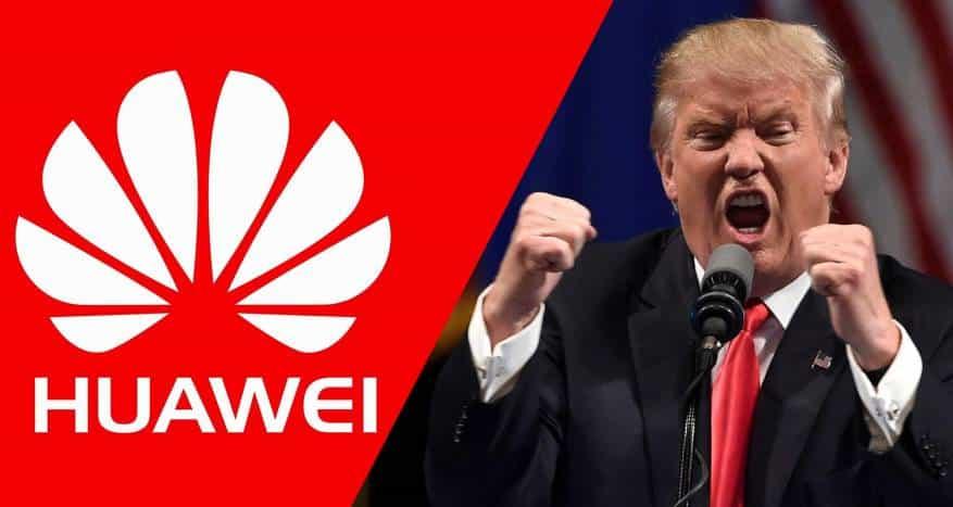 Huawei Trump USA