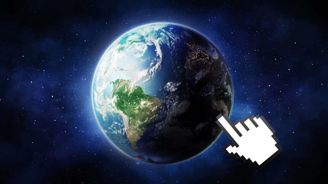 aplikacia google earth