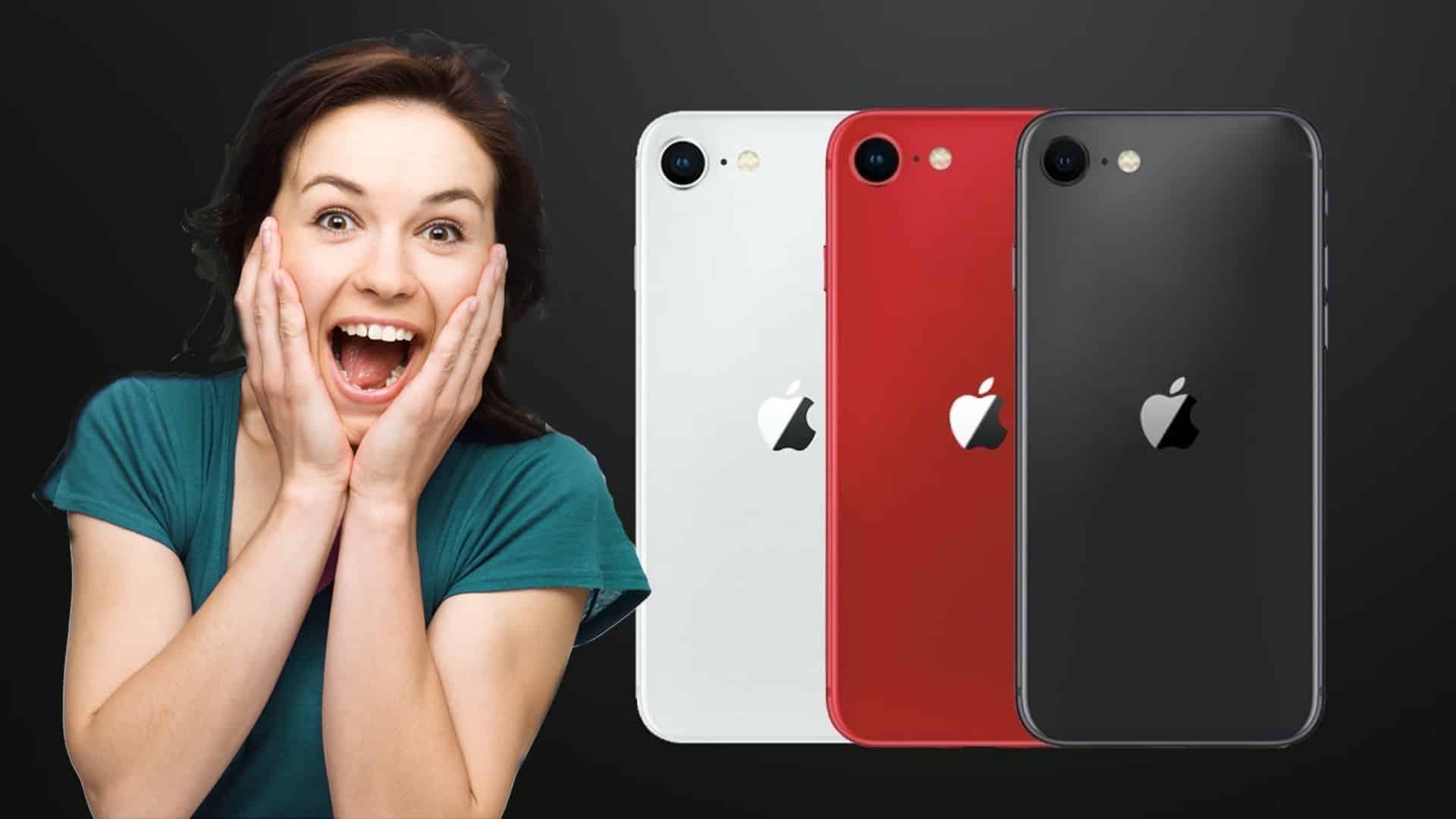 apple iphone se cena