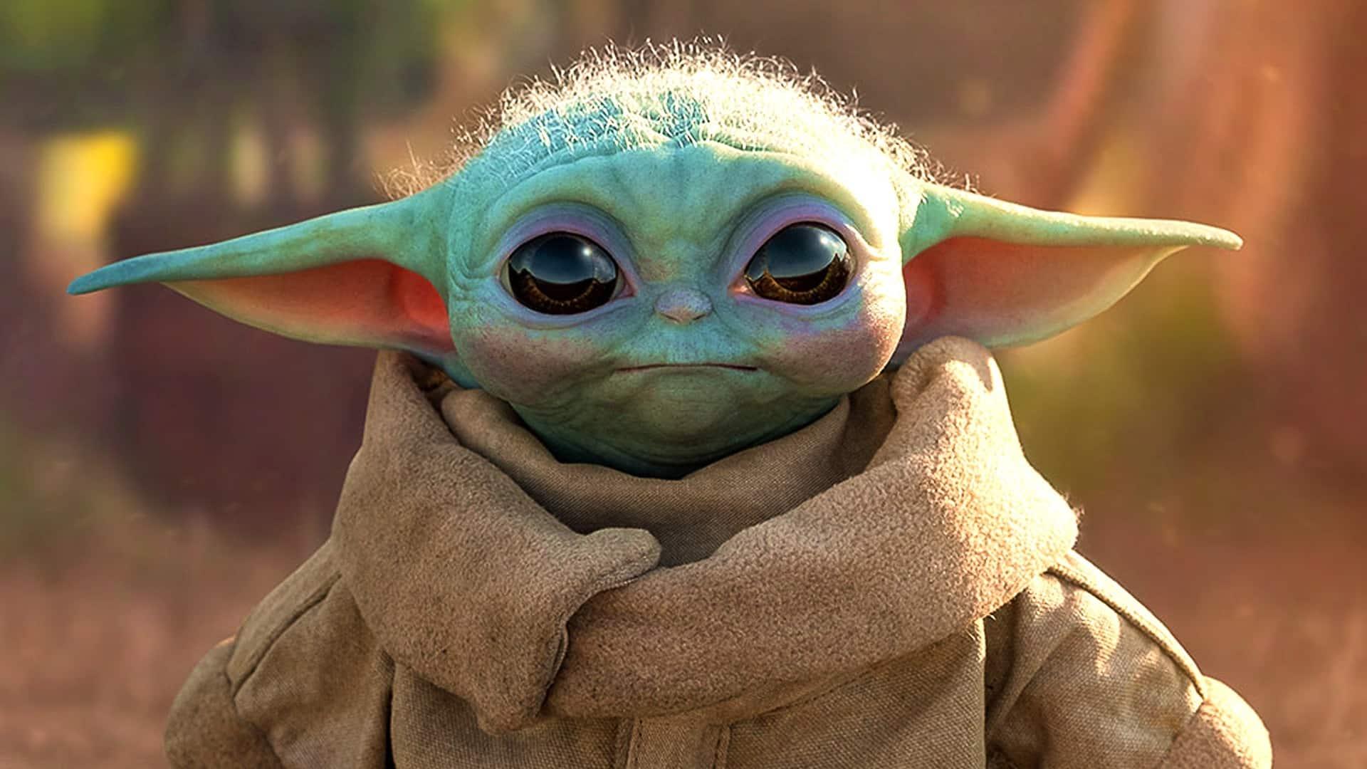 baby yoda figurka star wars