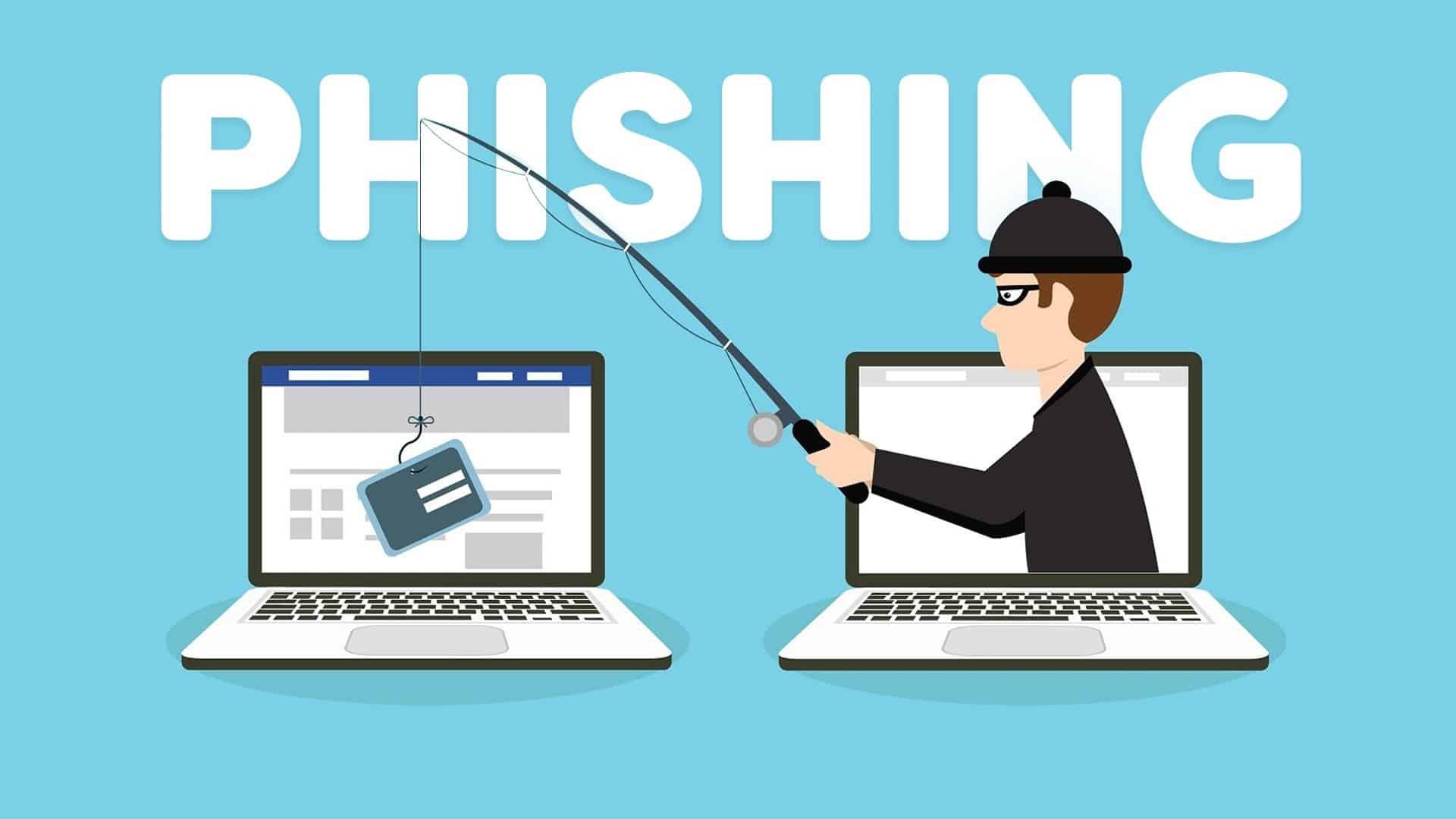 co je to phishing slovensko