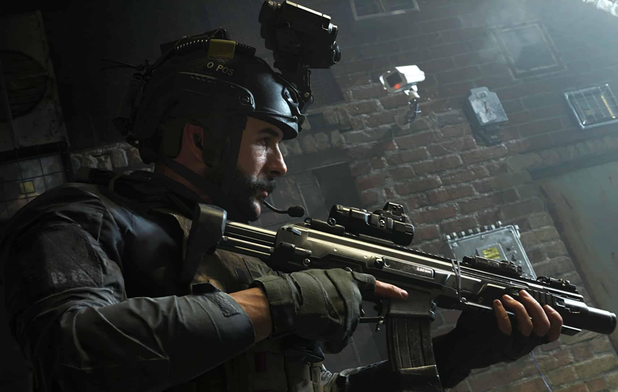 Call of duty: Modern Warfare trailer