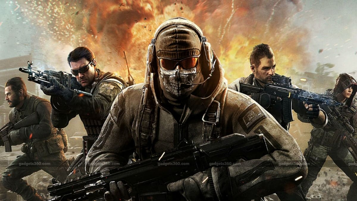 Nová hra Call of Duty: Mobile