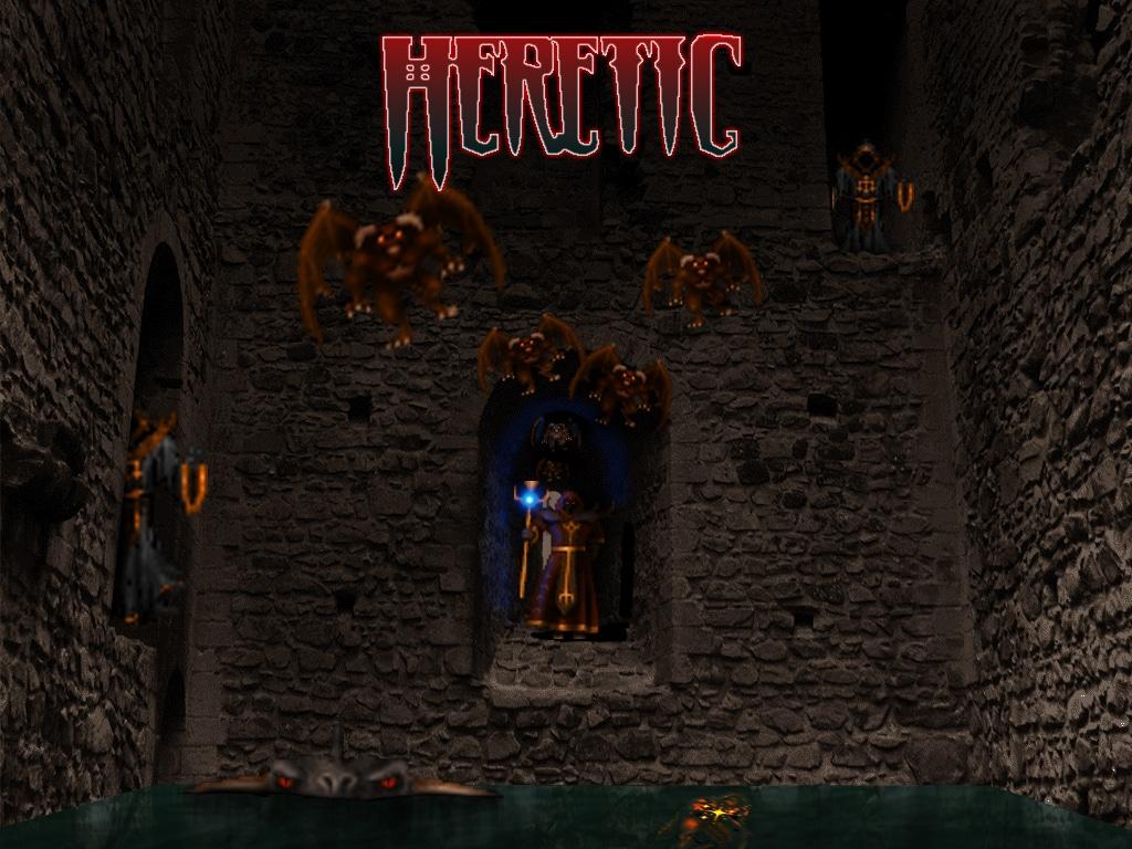 Heretic fps hry