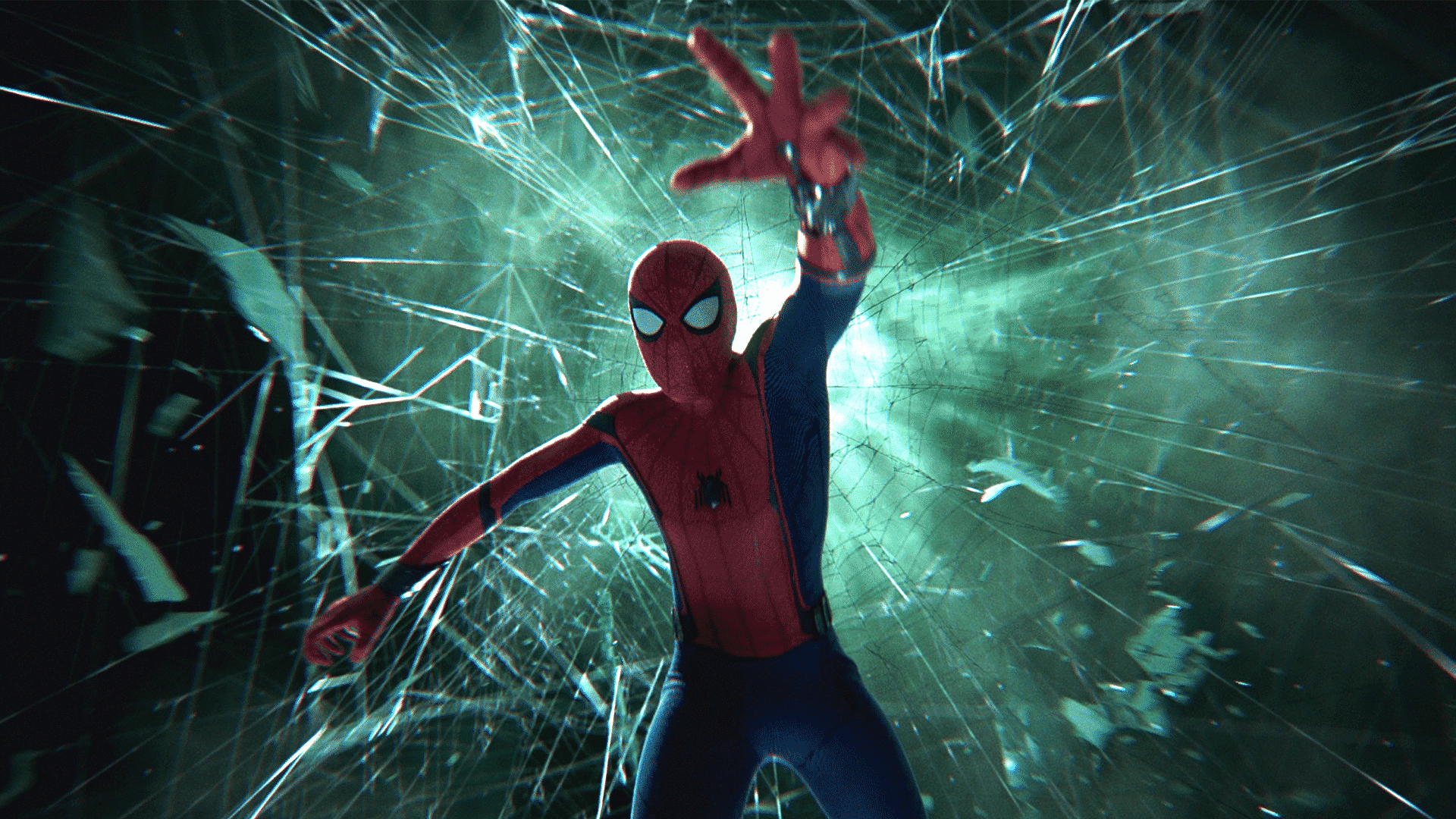 Spider-Man virtuálna realita