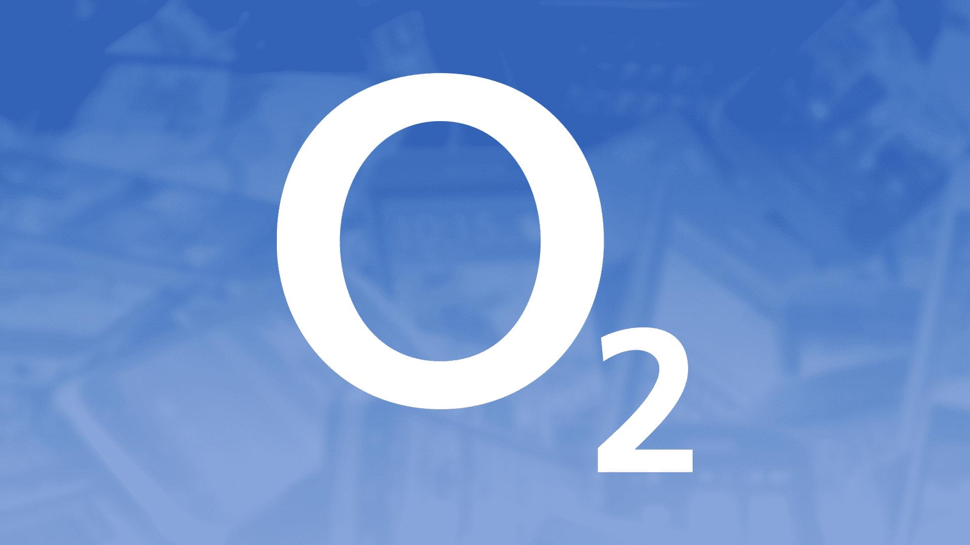 mobilný operátor o2 logo