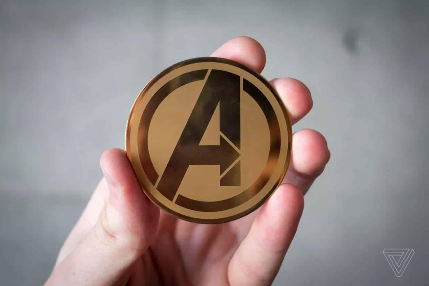 Avengers edícia smartfónu