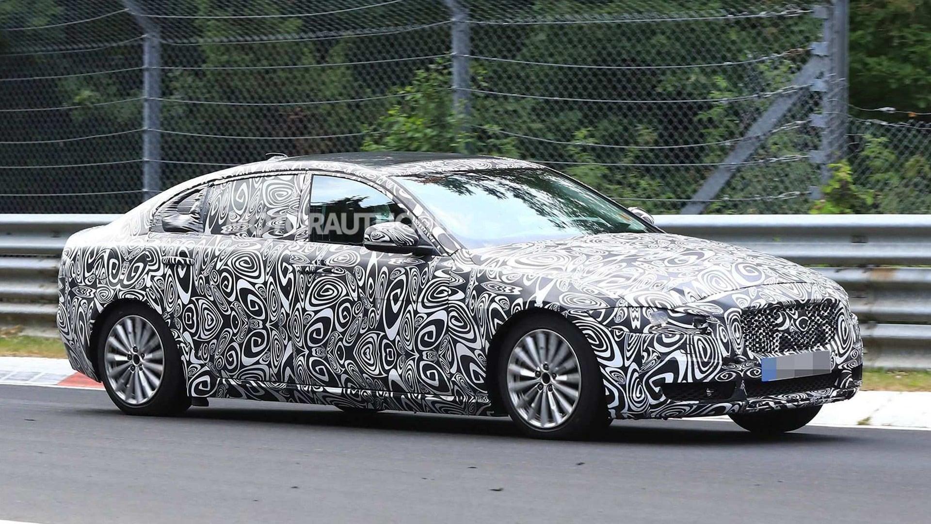elektromobil jaguar xj ev