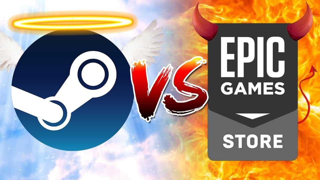 Epic vs Steam